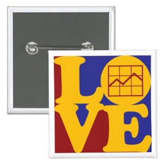 MBAing Love Pinback Button