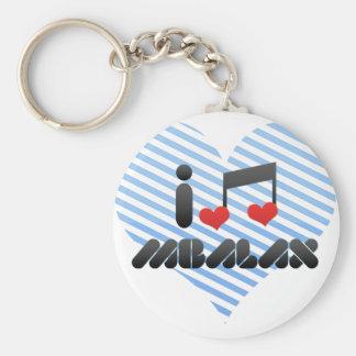 Mbalax Llaveros Personalizados