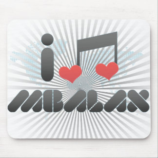Mbalax Mouse Pad