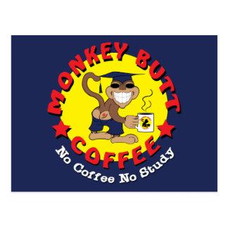 MBC No Coffee No Study Post Card