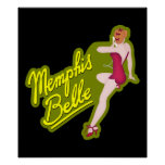 MBelle $24.95 Graphic Art Wall Poster