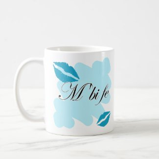 M'bi fe - Bambara - I Love You mug