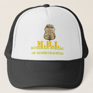 MBI TRUCKER HAT
