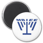 MBIEE LOGOBlue Magnets