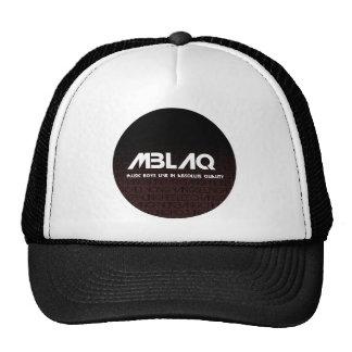 MBLAQ custom-made merchandise Trucker Hat