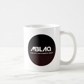 MBLAQ custom-made merchandise Classic White Coffee Mug