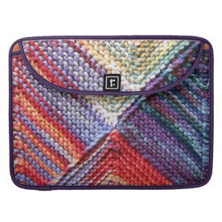 mbp MacBook Sleeve by Artisanware Knit MacBook Pro Sleeve