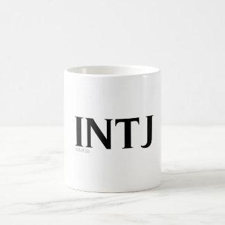 MBTI INTJ Mug
