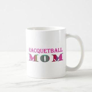 mc02 Racquetball Mom. Coffee Mug