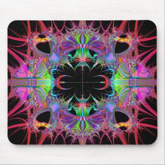 MC1 fractal Mousepad Alfombrillas De Ratón