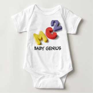 MC2 BABY GENIUS BABY BODYSUIT