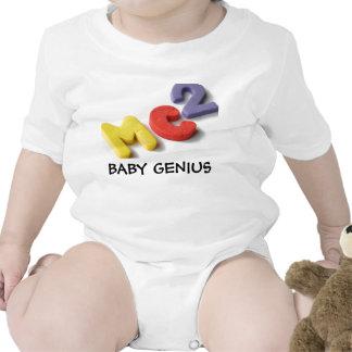 MC2 BABY GENIUS TSHIRTS