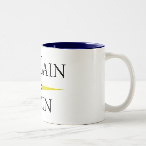 Mc Caín --*-- Palin Tazas De Café