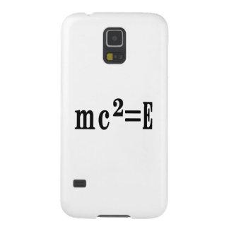 mc ² =E Case For Galaxy S5