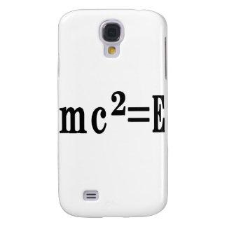mc ² =E Samsung S4 Case