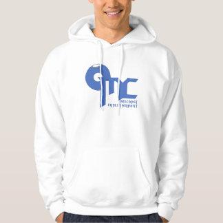 MC Ent Hooded Sweatshirt - Carolina on White