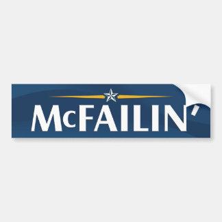 Mc Failin Bumper Sticker