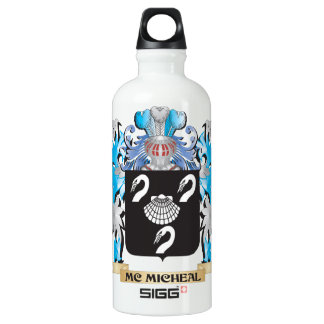 Mc-Micheal Coat of Arms - Family Crest SIGG Traveler 0.6L Water Bottle
