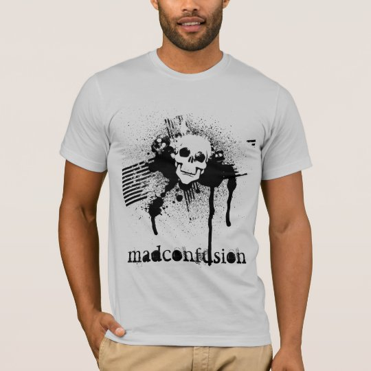 mc skull and cross T-Shirt