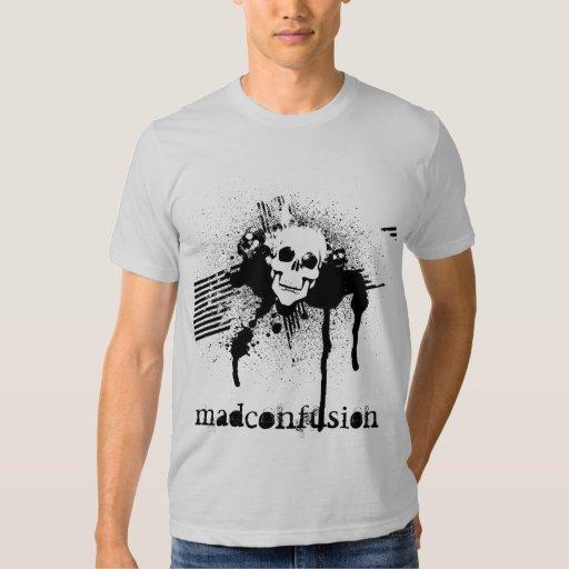 mc skull and cross tshirts
