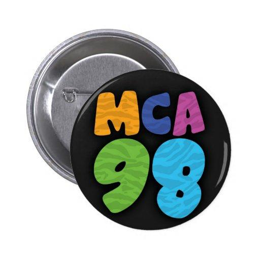 MCA 98 PINS