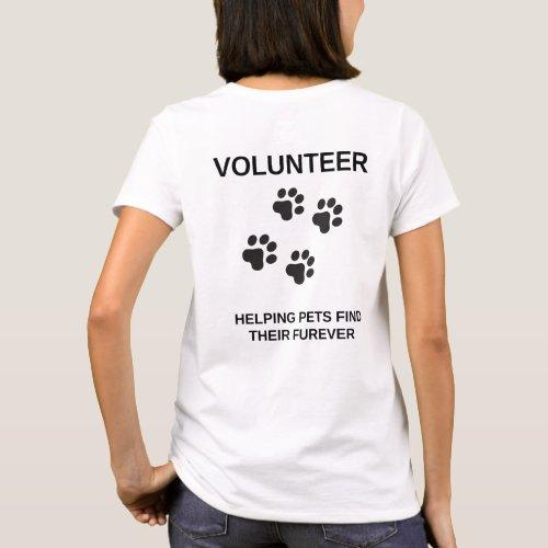 MCACC Volunteer T_Shirt