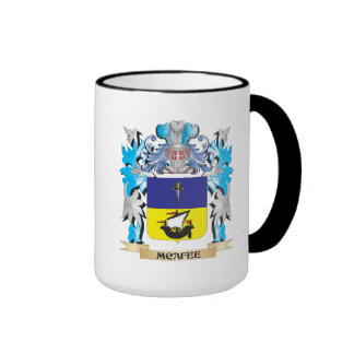 Mcafee Coat of Arms - Family Crest Coffee Mug