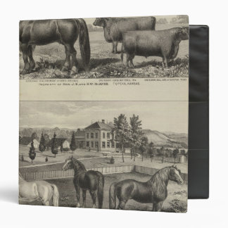 McAfee property, Topeka McCrumb, Kansas Binders
