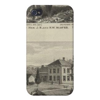 McAfee property, Topeka McCrumb, Kansas Case For iPhone 4