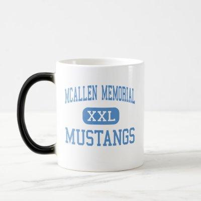 #1 in McAllen Texas. Show your support for the McAllen Memorial High School