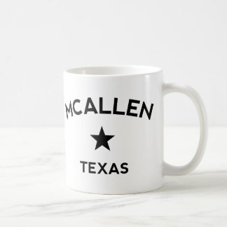 McAllen Texas Coffee Mug