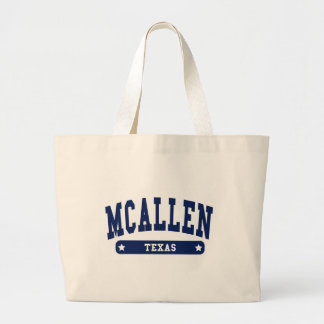 McAllen Texas College Style tee shirts Bags