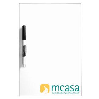MCASA Dry-Erase Board