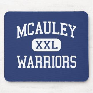 McAuley - Warriors - Catholic - Joplin Missouri Mouse Pad