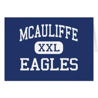 McAuliffe Eagles Middle Los Alamitos Card