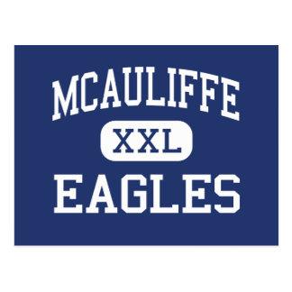 McAuliffe Eagles Middle Los Alamitos Postcard