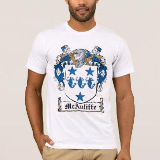 McAuliffe Family Crest T-Shirt