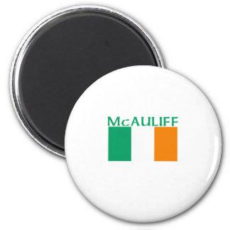 McAuliffe Refrigerator Magnet