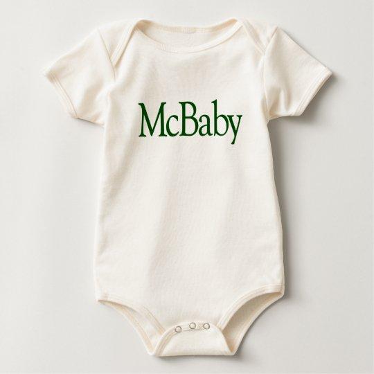 Mcbaby Baby Bodysuit