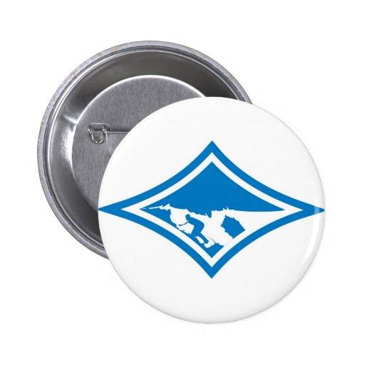 McBain Diamond Pinback Button