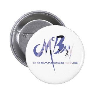 McBain Ocean Designs Pin