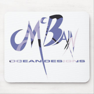 McBain Ocean Designs Mouse Pad