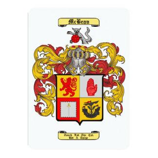 McBean Card