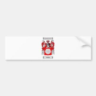 McBride (Irish) Coat of Arms Bumper Sticker