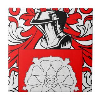 McBride (Irish) Coat of Arms Tile