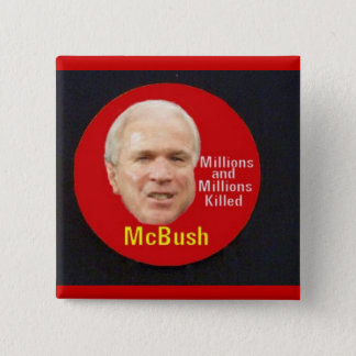 McBush Square Button