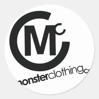 MCC CLASSIC ROUND STICKER