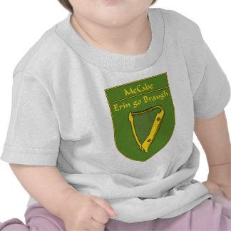 McCabe 1798 Flag Shield T-shirts