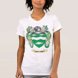 McCabe Coat of Arms (Family Crest) T-shirt