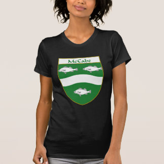 McCabe Coat of Arms/Family Crest Tee Shirt